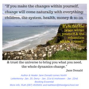 Jane Donald - visit to DerryDonegal 2017 (2)