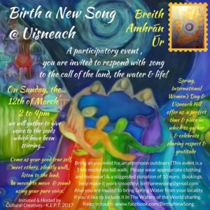 Birth a New Song @ Uisneach