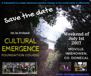 Ireland's 1st Cultural Emergence